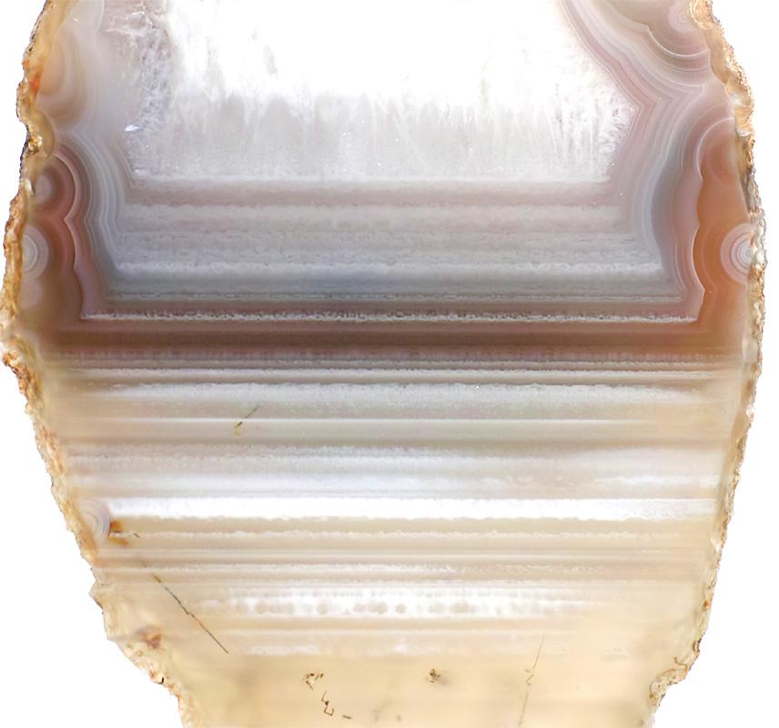 画像2: 【モザンビーク産鉱物】 ローズアゲート22(瑪瑙/メノウ)