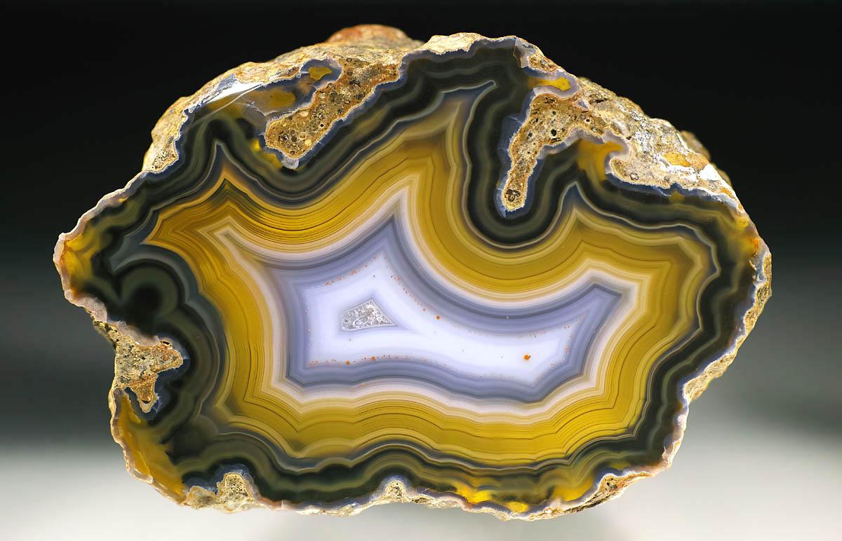 画像1: 【アルゼンチン産鉱物】 コンドルアゲート27(瑪瑙/メノウ)