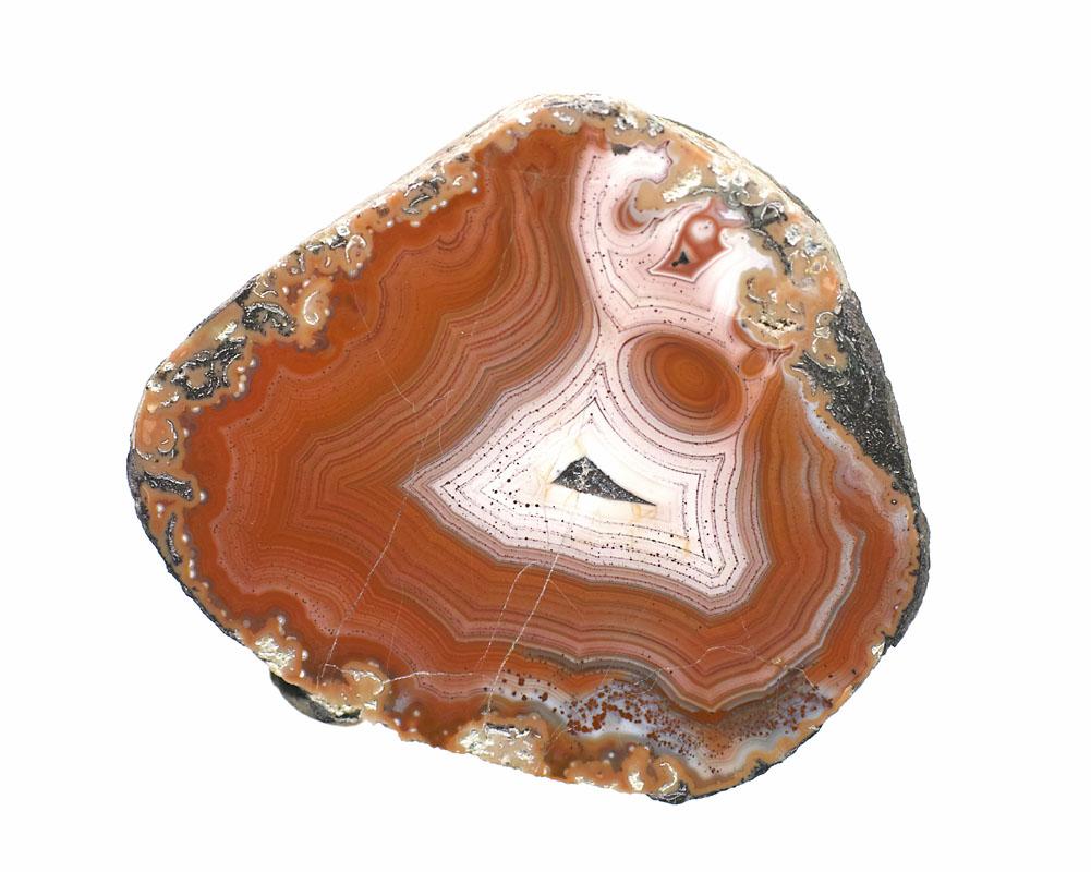 画像1: 【ドイツ Kuhn産鉱物】 瑪瑙03(アゲート/メノウ)