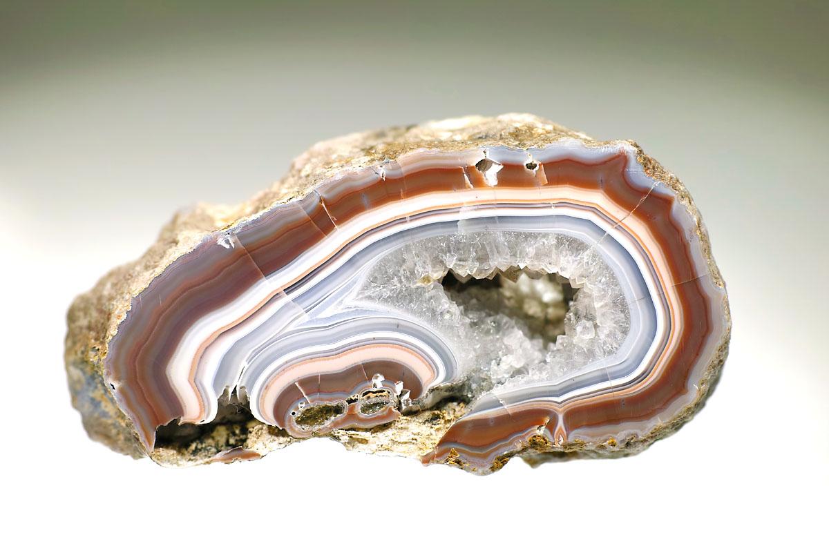 画像1: 【マラウィ産鉱物】 瑪瑙01(アゲート/メノウ)