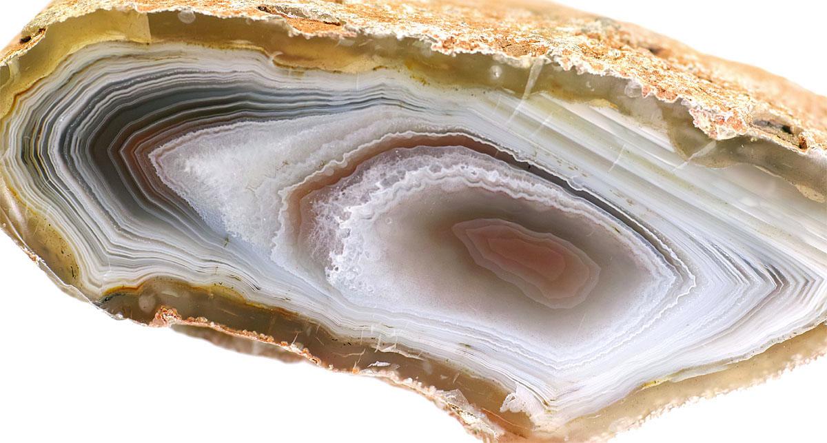 画像2: 【モザンビーク産鉱物】 ローズアゲート33(瑪瑙/メノウ)